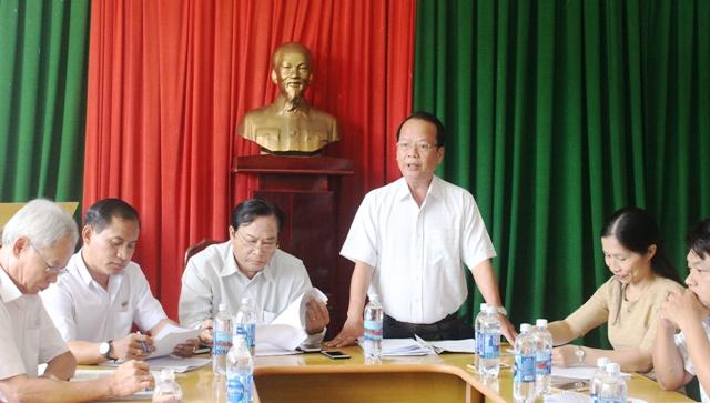 Ban Pháp chế, HĐND tỉnh giám sát tại Tòa án nhân dân thành phố Buôn Ma Thuột