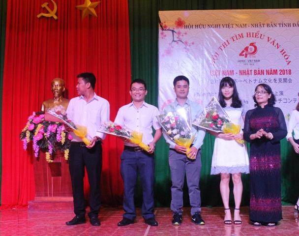 Hội thi tìm hiểu văn hóa Việt Nam – Nhật Bản năm 2018