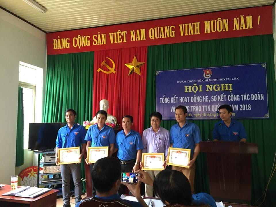 Huyện Lắk nhiều hoạt động tiêu biểu trong Hoạt động hè năm 2018
