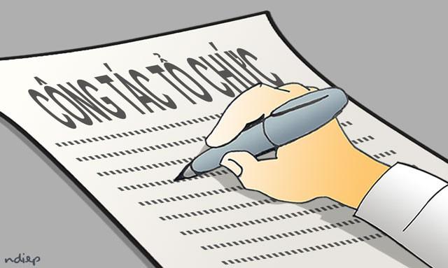 Chấn chỉnh công tác bổ nhiệm, bổ nhiệm lại công chức, viên chức