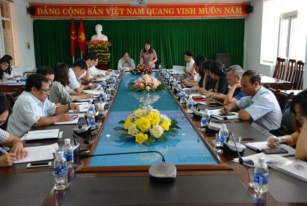 Ban văn hóa xã hội HĐND Tỉnh giám sát việc thực hiện quản lý nhà nước về du lịch trên địa bàn Thành phố Buôn Ma Thuột
