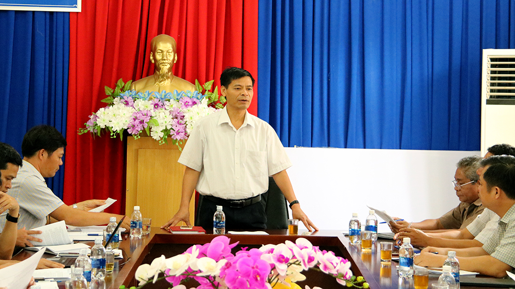 Huyện Lắk: Khẩn trương khắc phục những tồn tại, hạn chế trong công tác cải cách hành chính.