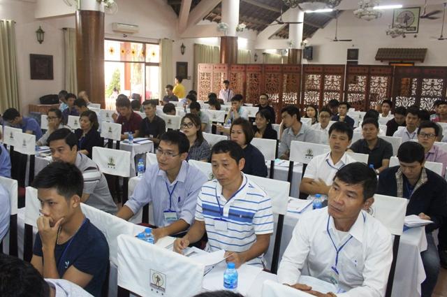 """Phát động cuộc thi """"Chất lượng cà phê đặc sản Việt Nam năm 2019"""" và  tập huấn phương pháp chế biến và thử nếm cà phê đặc sản"""