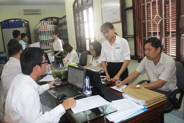 BHXH TP. Buôn Ma Thuột: Cần mở rộng diện tích Bộ phận tiếp nhận và trả kết quả