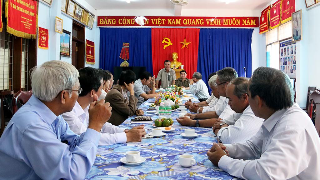 Gặp mặt Đoàn đại biểu dự Đại hội đại biểu Người Công giáo Việt Nam xây dựng và bảo vệ Tổ quốc lần thứ VII
