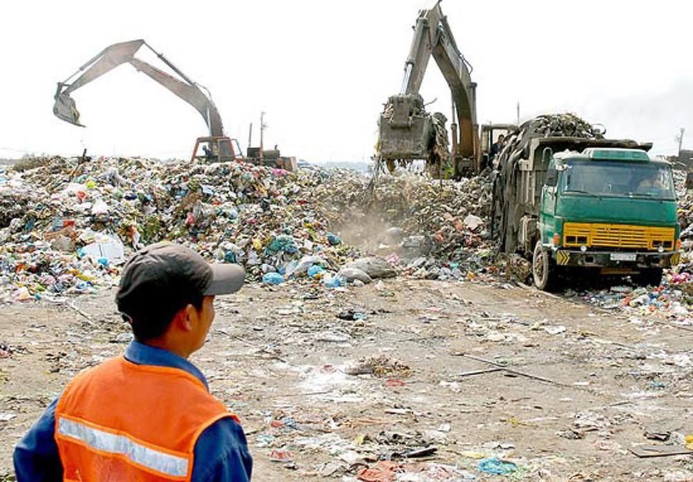 Quy định giá tối đa dịch vụ xử lý chất thải rắn sinh hoạt sử dụng vốn ngân sách nhà nước.
