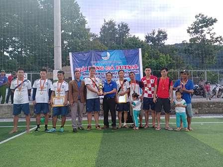 Huyện Lắk sôi nổi giải bóng đá mở rộng năm 2018