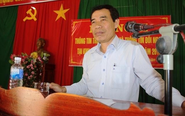 Tiếp tục đẩy mạnh tuyên truyền và thông tin đối ngoại ở khu vực biên giới tỉnh Đắk Lắk