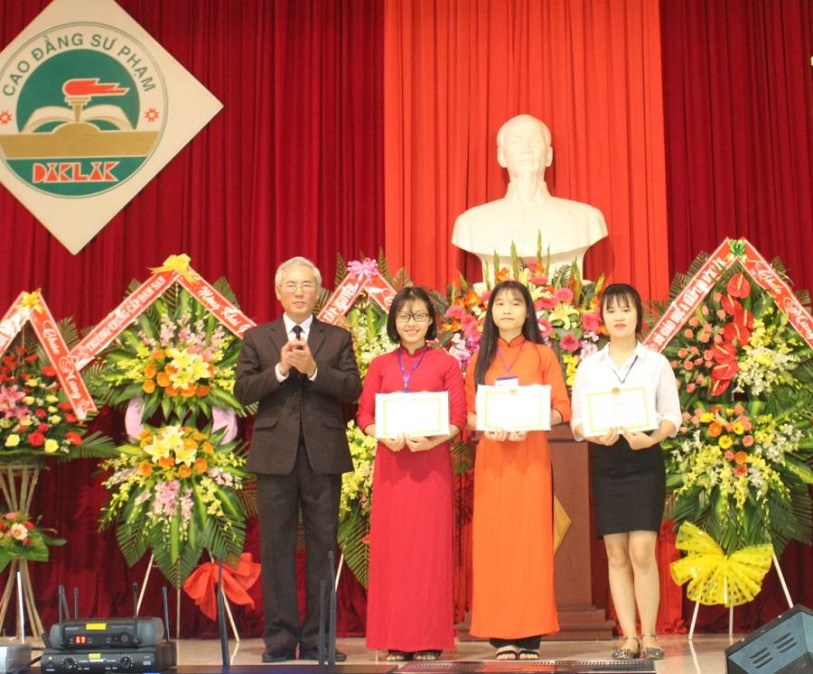 Trường Cao đẳng Sư phạm Đắk Lắk khai giảng năm học 2018-2019
