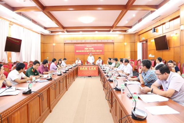 Hội nghị Giao ban báo chí định kỳ tháng 9/2018