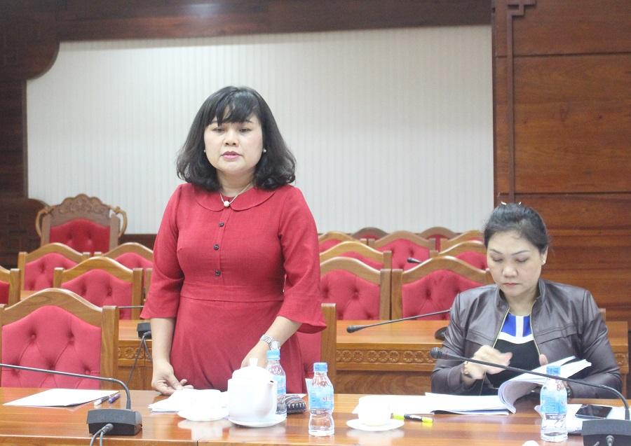 Công bố Quyết định thanh tra tình hình thực hiện các quy định của pháp luật về bình đẳng giới trên địa bàn tỉnh Đắk Lắk