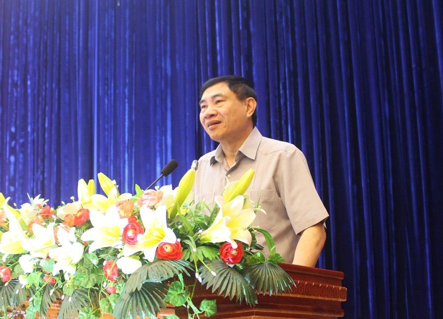 Thông báo nhanh kết quả Hội nghị Trung ương 8 cho cán bộ hưu trí
