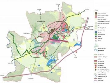 Phê duyệt nhiệm vụ Quy hoạch phân khu tỷ lệ 1/2000 Khu đô thị đại học, thành phố Buôn Ma Thuột