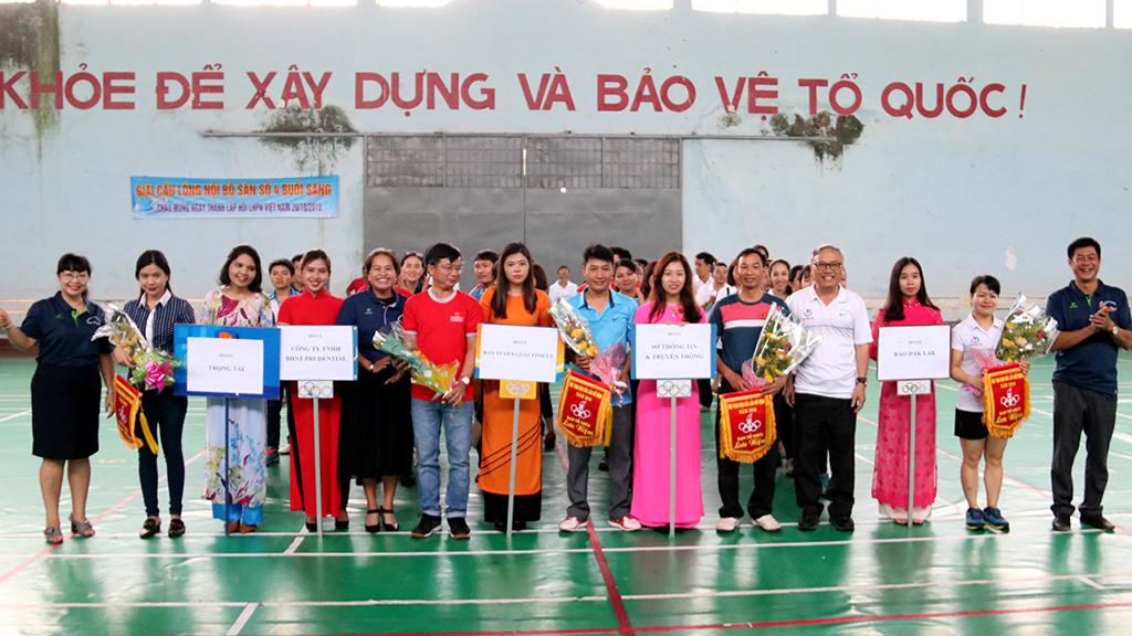 Khai mạc Hội thao Báo Đắk Lắk mở rộng năm 2018