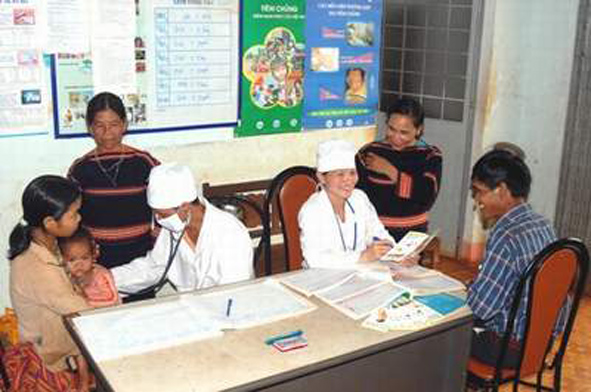 Quyết định ban hành triển khai về cải cách chính sách bảo hiểm xã hội