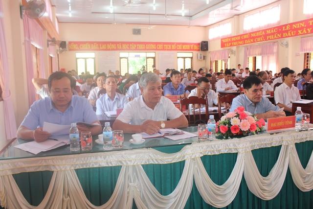 Huyện ủy M'Đrắk: Tổ chức Hội nghị Ban Chấp hành (mở rộng) lần thứ 15