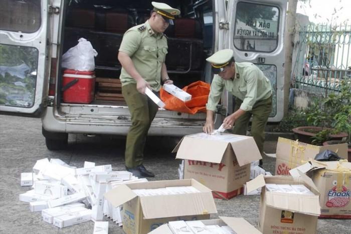 Báo cáo của Ban Chỉ đạo 389 tỉnh về công tác đấu tranh chống buôn lậu, gian lận thương mại, hàng giả tháng 10 và phương hướng nhiệm vụ tháng 11/2018