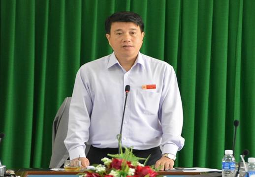 Thường trực Thành ủy Buôn Ma Thuột: Hội nghị giao ban với các Bí thư xã, phường tháng 10 năm 2018