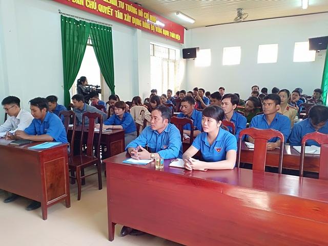 Hội nghị sinh hoạt chuyên đề phổ biến Ngày Pháp luật Việt Nam năm 2018