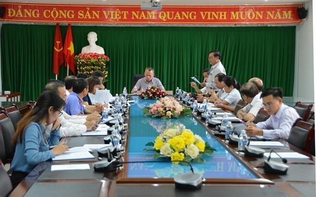 Hội đồng nhân dân thành phố Buôn Ma Thuột: Tổ chức phiên họp liên tịch chuẩn bị kỳ họp thứ 7, khóa XI (nhiệm kỳ 2016-2021)