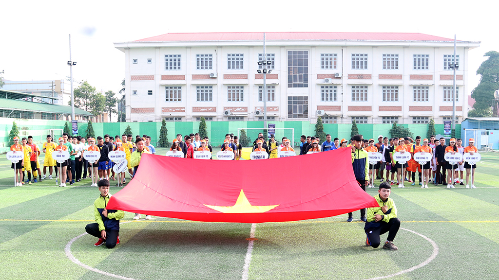 Khai mạc Giải bóng đá Futsal nam truyền thống tỉnh Đắk Lắk lần thứ Nhất năm 2018