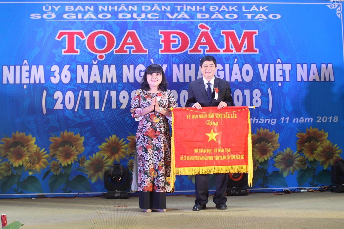 Tọa đàm Kỷ niệm 36 năm Ngày Nhà giáo Việt Nam (20/11/1982-20/11/2018)