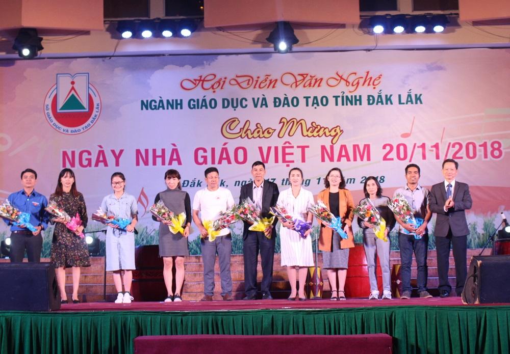 Hội diễn văn nghệ ngành Giáo dục và Đào tạo tỉnh Đắk Lắk