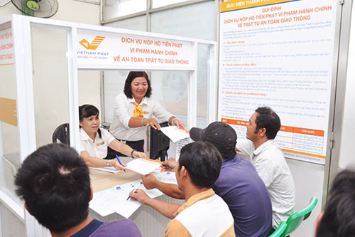 Đẩy mạnh triển khai tiếp nhận và trả kết quả giải quyết thủ tục hành chính qua dịch vụ bưu chính công ích