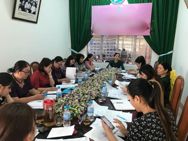 Hội LHPN tỉnh tổ chức Hội nghị bàn giải pháp nâng cao chất lượng quản lý các nguồn vốn