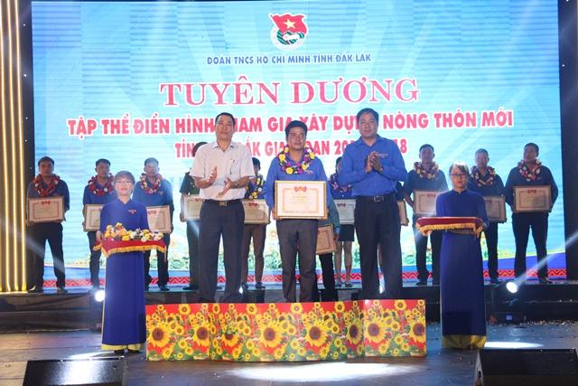Điểm sáng trong Phong trào tuổi trẻ Đắk Lắk chung tay xây dựng Nông thôn mới