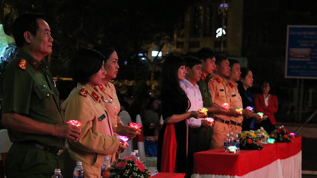 Lễ tưởng niệm các nạn nhân tử vong vì tai nạn giao thông