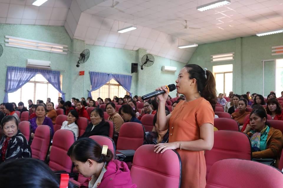 Thành phố Buôn Ma Thuột: Hội thảo Phòng, chống bạo lực gia đình và xâm hại trẻ em gái
