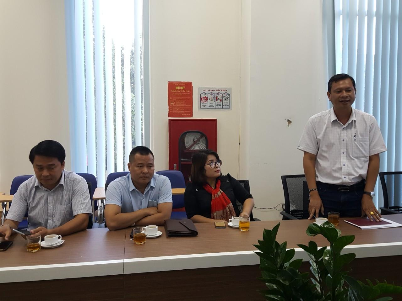 Hội Doanh nhân trẻ tỉnh làm việc với đoàn công tác Jeollabuk - Hàn Quốc.