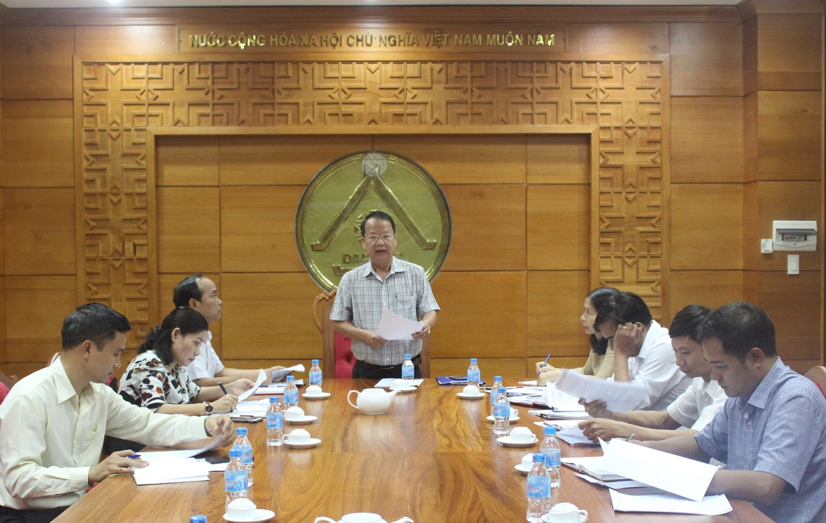 Ban Pháp chế thẩm tra văn bản trình Kỳ họp thứ 7 HĐND tỉnh