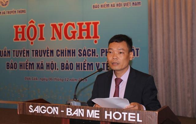 Hội nghị tập huấn, tuyên truyền chính sách BHXH, BHYT