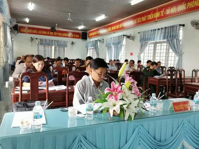 Huyện M'Đrắk: Tổ chức Hội nghị tổng kết sản xuất nông nghiệp năm 2018, triển khai kế hoạch vụ Đông Xuân 2018-2019