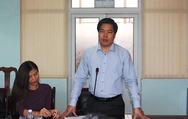 Đoàn kiểm tra CCHC của Chính phủ làm việc tại Sở Xây dựng và UBND thành phố Buôn Ma Thuột
