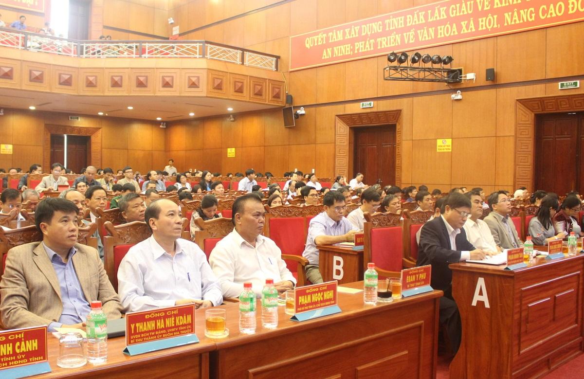Hội nghị trực tuyến toàn quốc nghiên cứu, học tập chuyên đề học tập và làm theo tư tưởng, đạo đức, phong cách Hồ Chí Minh năm 2019