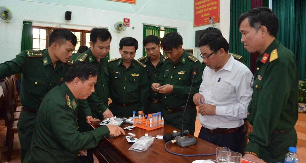 Cục Quân y tổ chức tập huấn chẩn đoán và điều trị sốt rét