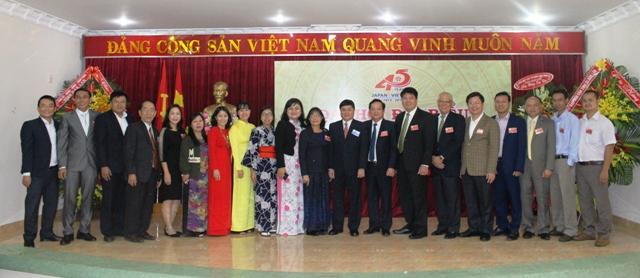 Đại hội Đại biểu Hội hữu nghị Việt Nam – Nhật Bản tỉnh Đắk Lắk nhiệm kỳ 2018-2023
