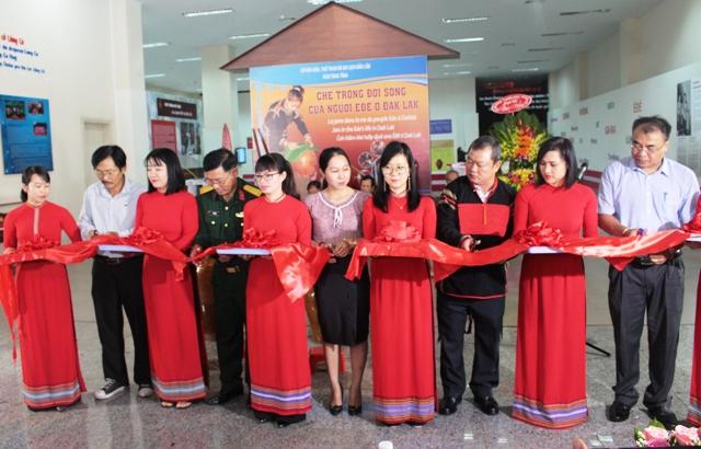"""Bảo tàng Đắk Lắk trưng bày chuyên đề """"Ché trong đời sống của người Ê đê tại Đắk Lắk"""""""