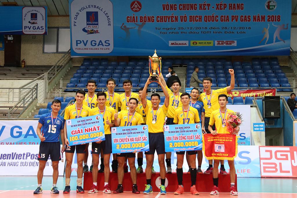 """Thắng trận """"play off"""", bóng chuyền nữ Đắk Lắk tiếp tục ở lại với giải đấu cao nhất  quốc gia"""