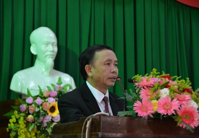 Khai giảng lớp Trung cấp lý luận Chính trị - Hành chính khóa  2018 - 2019 hệ không tập trung tại thành phố Buôn Ma Thuột