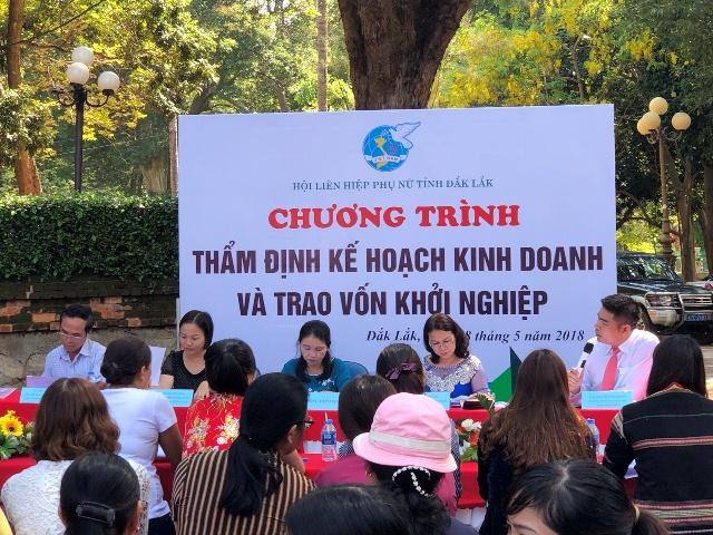 Các cấp Hội Phụ nữ tỉnh Đắk Lắk tích cực tham gia xây Nông thôn mới