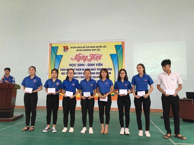 Ngày hội Học sinh - Sinh viên huyện Lắk năm 2019