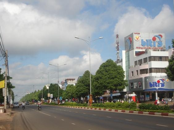 Tình hình phát triển đô thị tại tỉnh Đắk Lắk năm 2018
