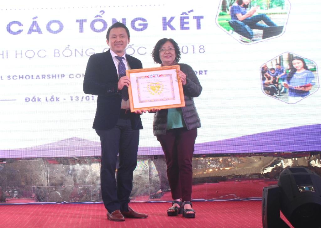 Tổng kết Cuộc thi học bổng quốc tế năm 2018