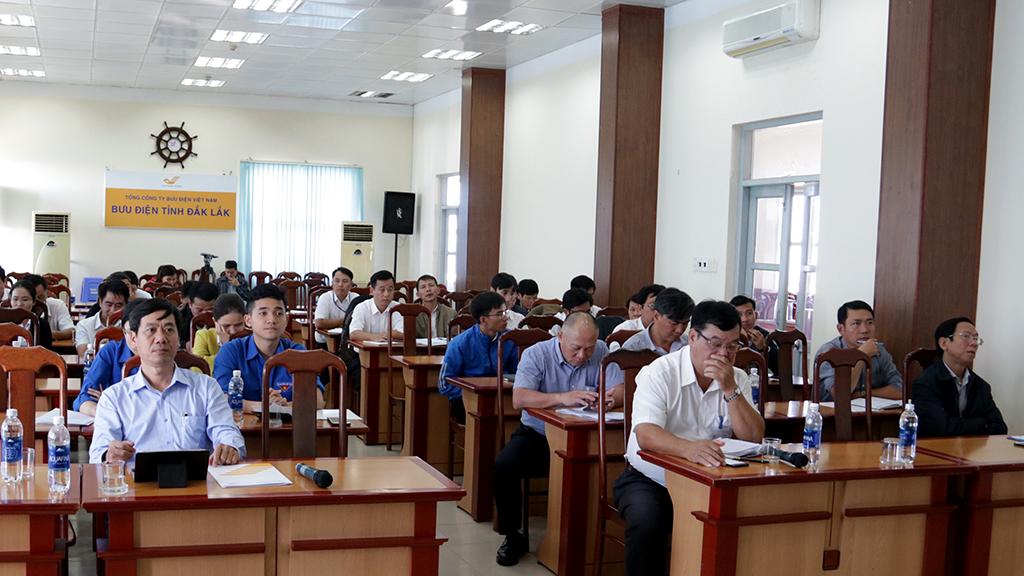 Hội nghị trực tuyến triển khai thực hiện Dự án Bản đồ số Việt Nam