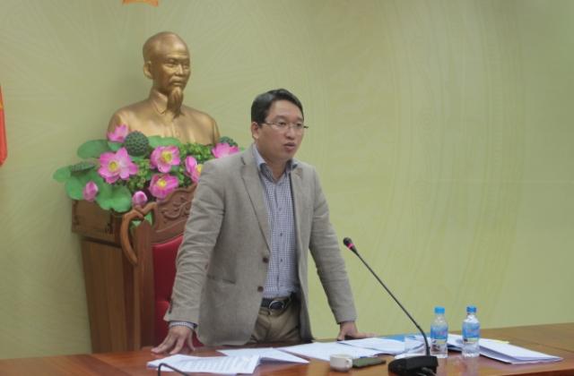 UBND tỉnh họp xem xét về đề xuất Dự án Khu đô thị sinh thái văn hóa, du lịch dân tộc tỉnh Đắk Lắk
