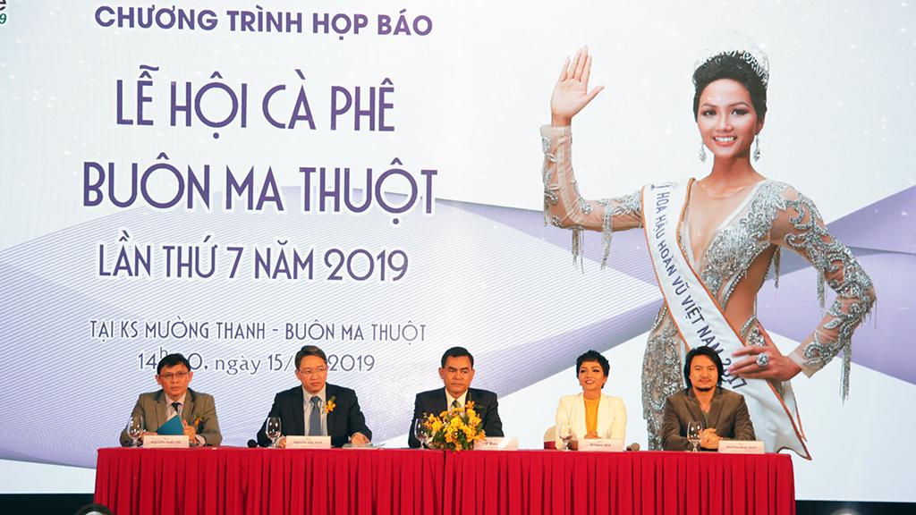 Đắk Lắk họp báo về Lễ hội cà phê lần thứ 7 năm 2019